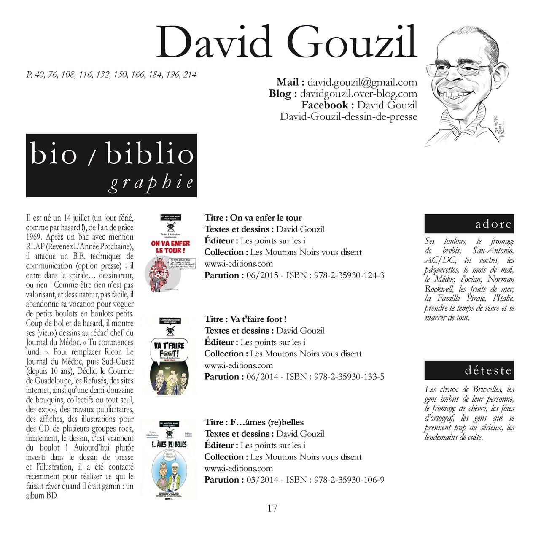 David GOUZIL
