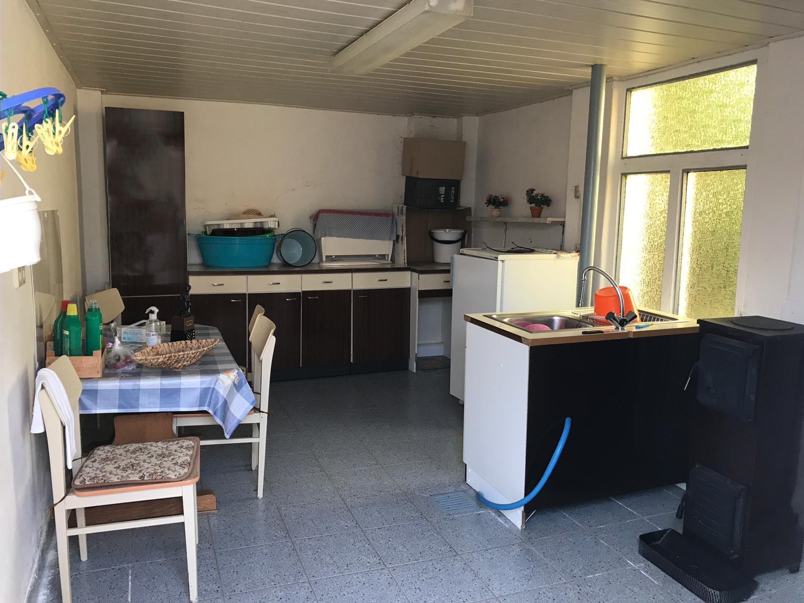 Küche Nebengebäude