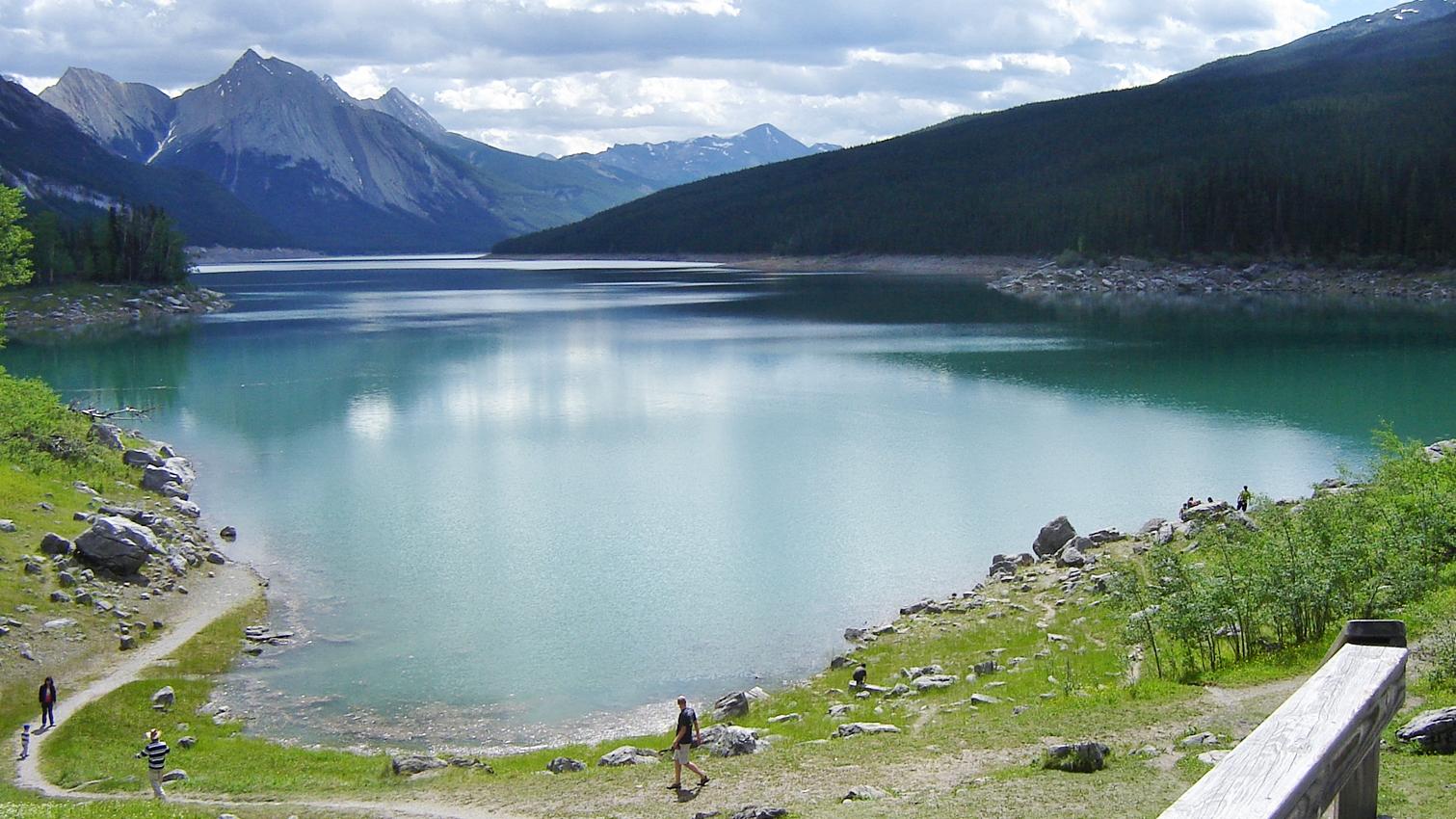 am Medicin Lake