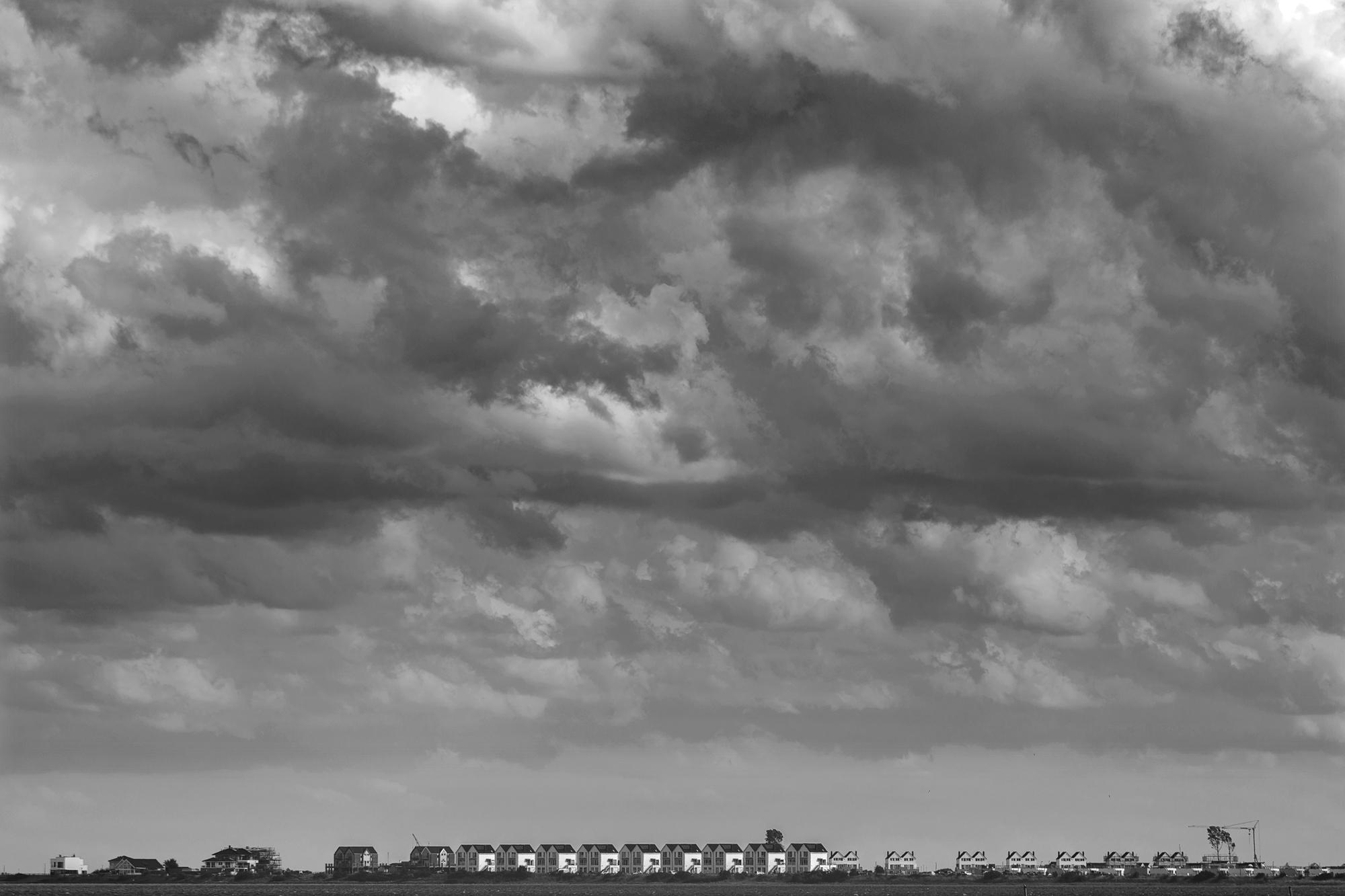 Ostsee-Resort Damp (von Maasholm aus fotografiert)