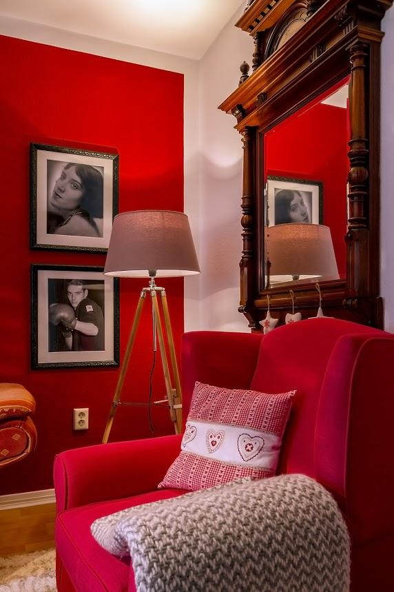Fotos von Wohnbereichen Möbeln.