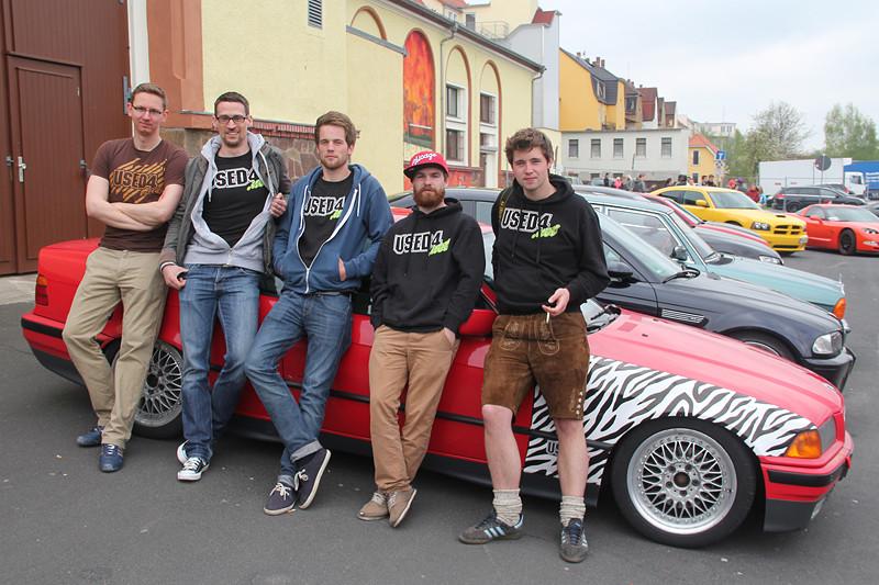 the USED4-Crew 2013
