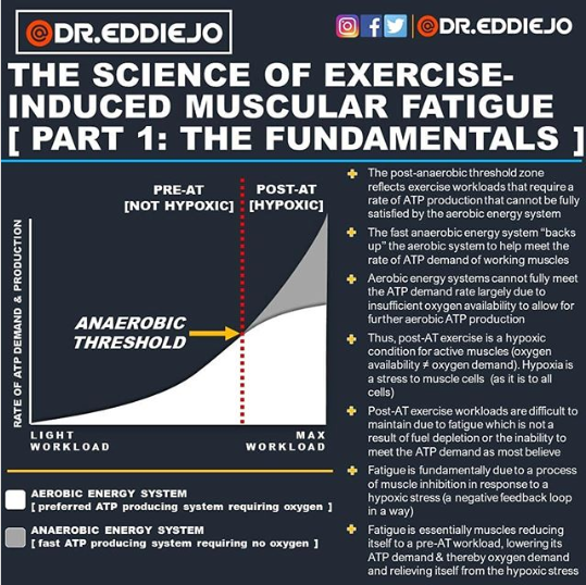 "(""Dr. Eddie Jo. The science of exercise-induced muscular fatigue."", 2019)"