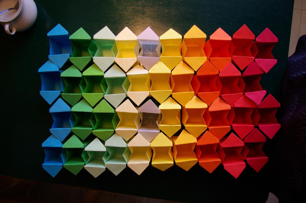 Tüten entworfen von Alexandra Dirk