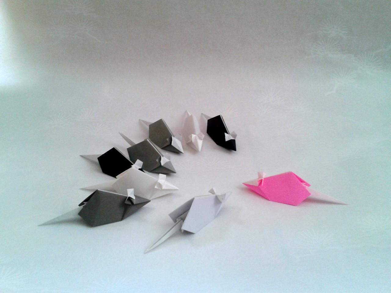 Mäuse entworfen von Peterpaul Forcher