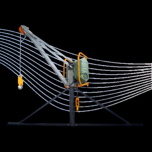 Polipasto Eléctrico Integral 500 kg