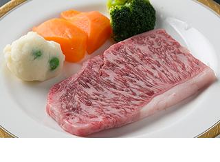 最高級ランクの松坂牛