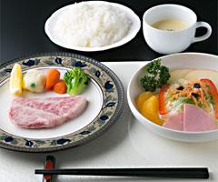 松坂牛ステーキ