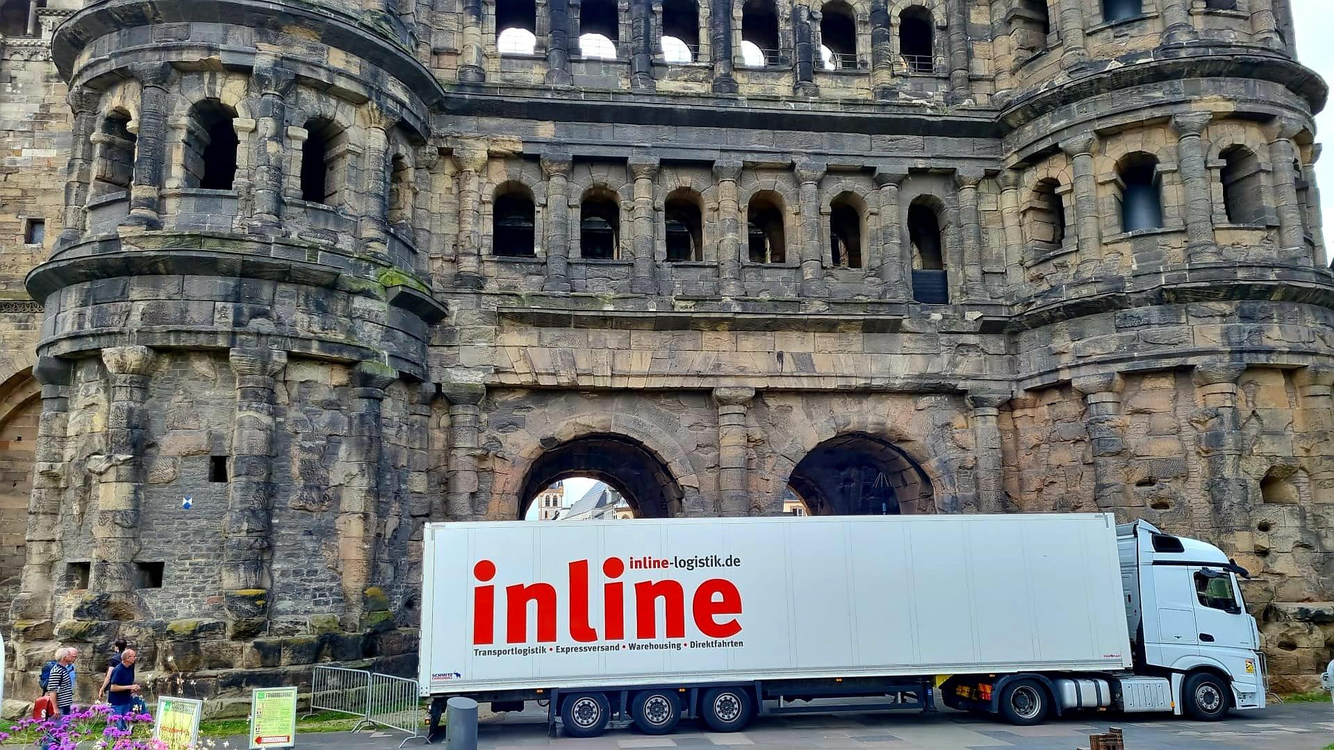 Porta Nigra Trier - 170 nach Christus