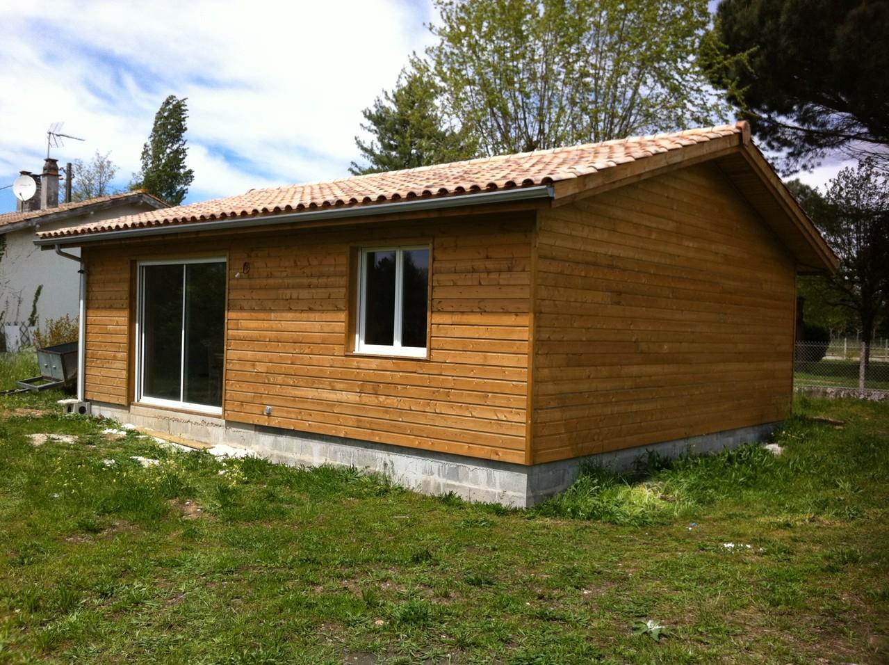 Maison La P'tite Cabane