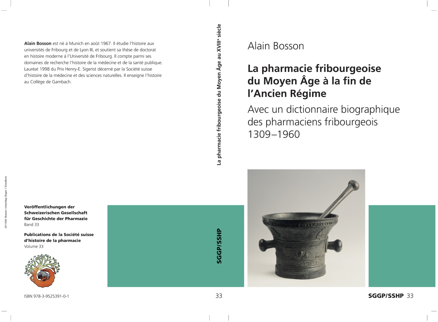 Ein neues Buch der SGGP