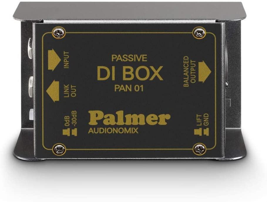 Palmer Pan01 Passive DI-Box