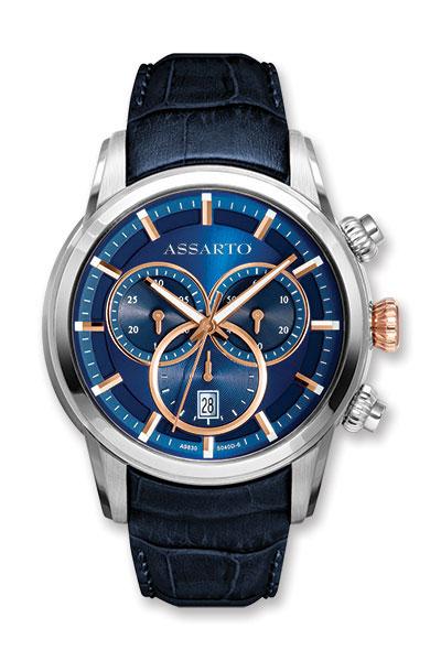 Chronotime Chronograph Oceanblue