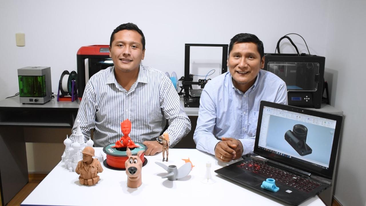 Entrevistas a profesionales que se dedican a la impresión 3D en el Perú