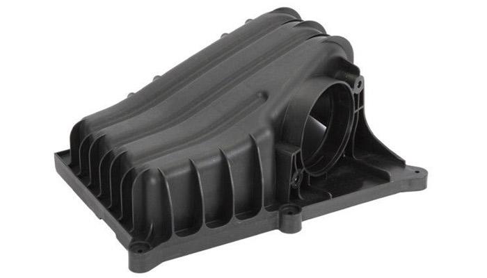 El plástico ABS se utiliza ampliamente en el moldeo por inyección.