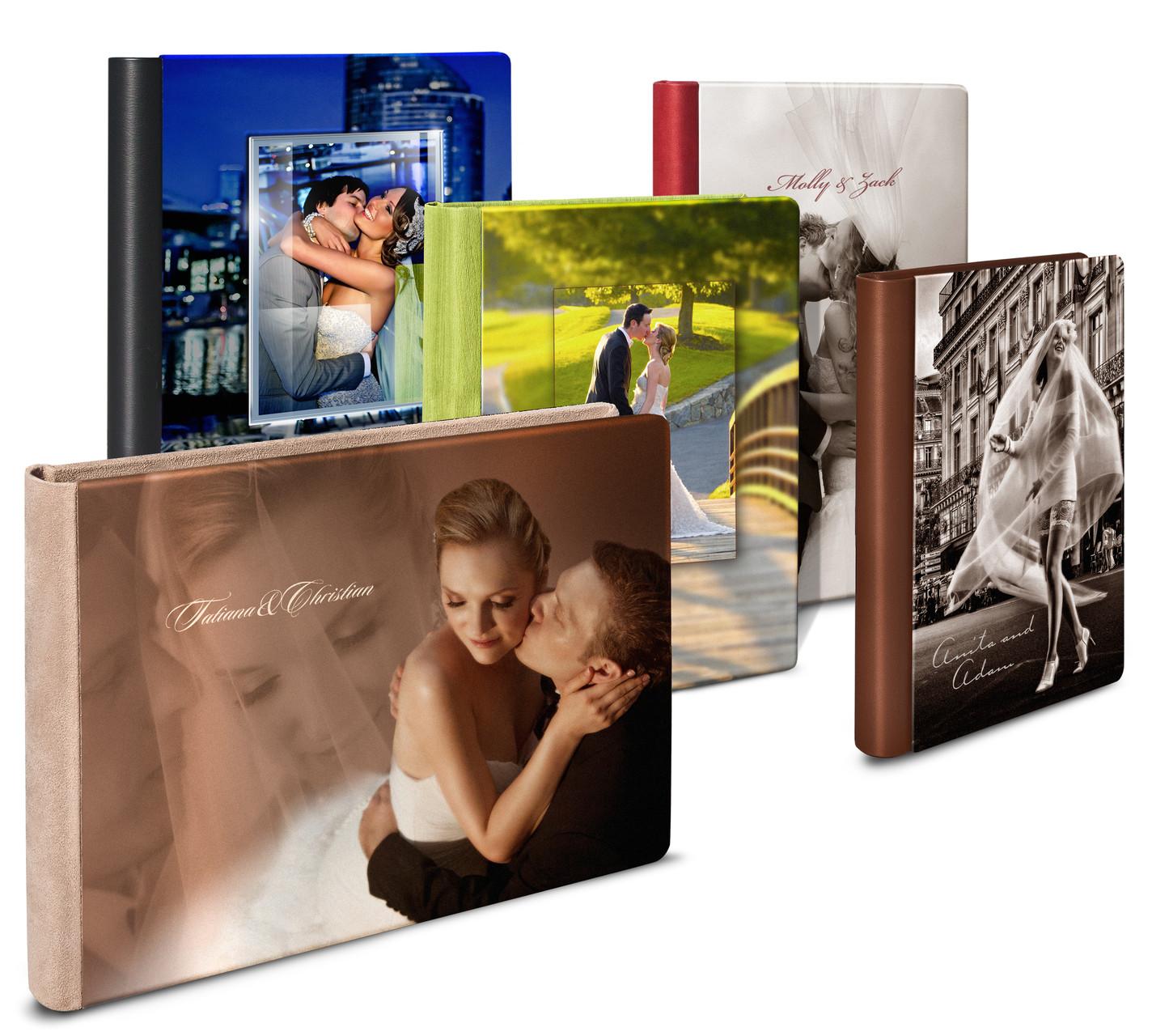 Album libro matrimonio Pavia