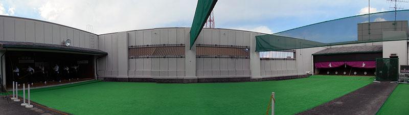 草加市スポーツ健康都市記念体育館弓道場