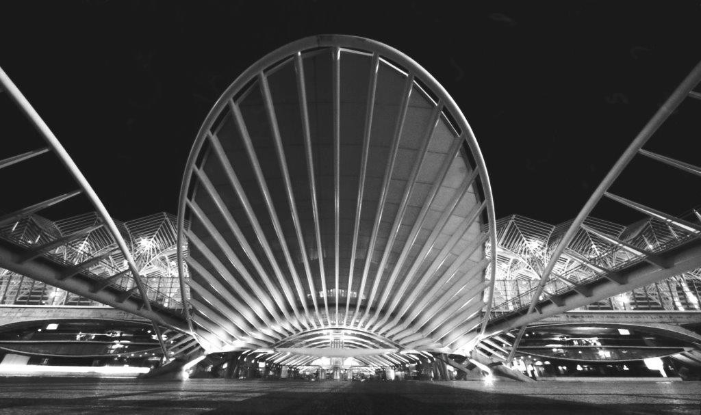 Gare do Oriente, Copyright Manuela Martin