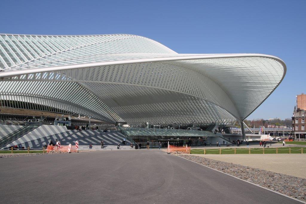 Gare de Liège-Guillemins, Copyright Michiel van Dijk