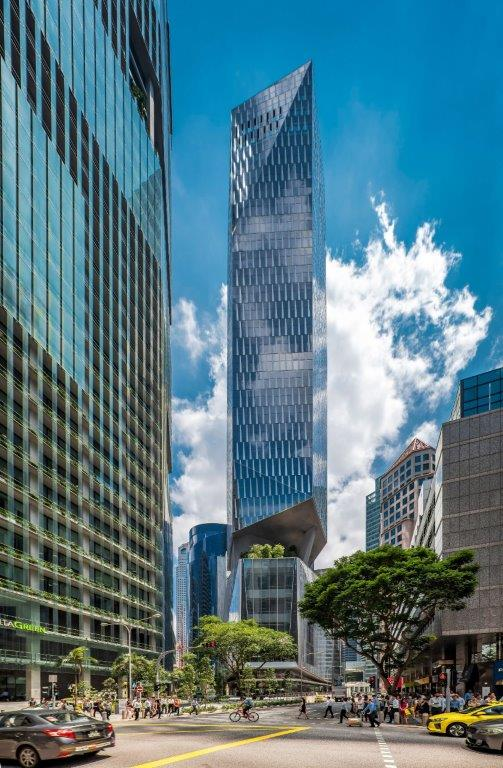 6. Platz: 18 Robinson KPF in Singapur. Copyright: Tim Griffith