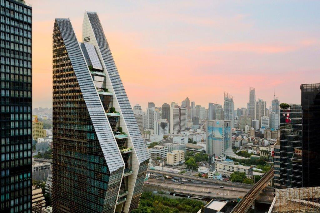 10. Platz: Rosewood Bangkok in Bangkog, Thailand: Copyright: Connie Zhou