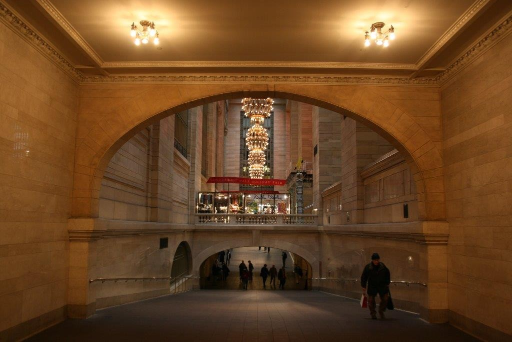 Grand Central Terminal, Copyright Daniel Schuldt 1