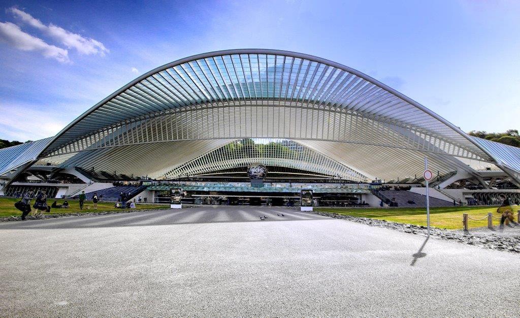 Gare de Liège-Guillemins, Copyright Samuel Casoli