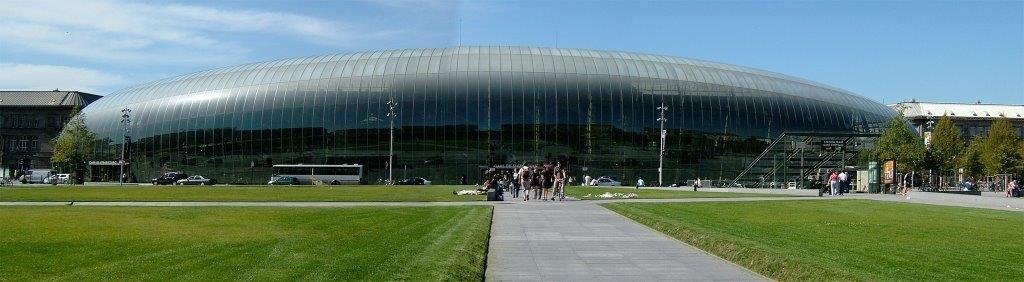 Gare de Strasbourg, Copyright sprklg
