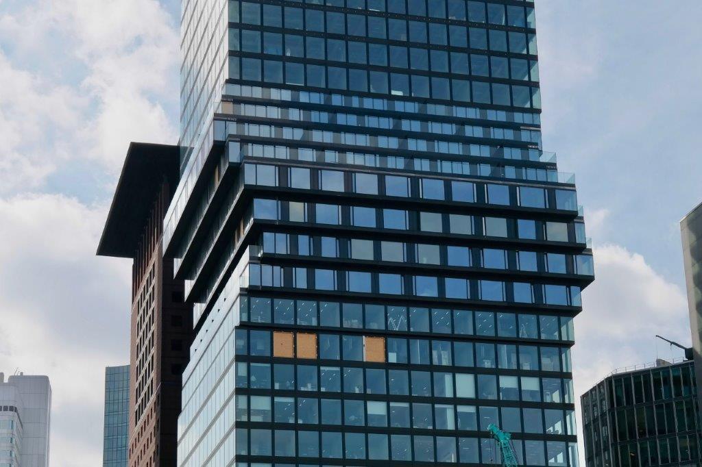 9. Platz: Omniturm in Frankfurt a. M., Deutschland. Copyright: Tim Bindels