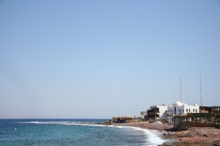 La costa di Dahab