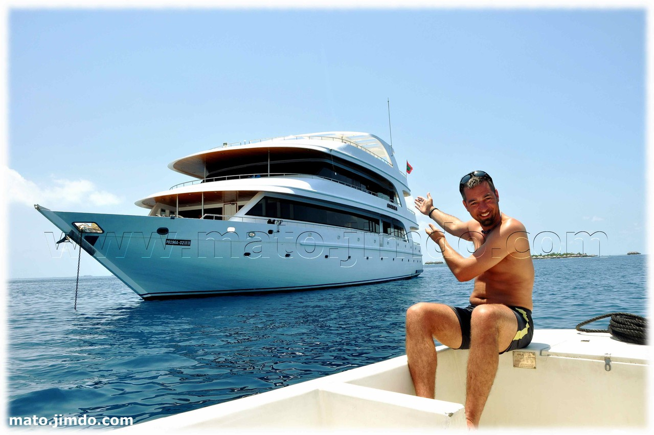La Sachika, barca fantastica! - (c) mato