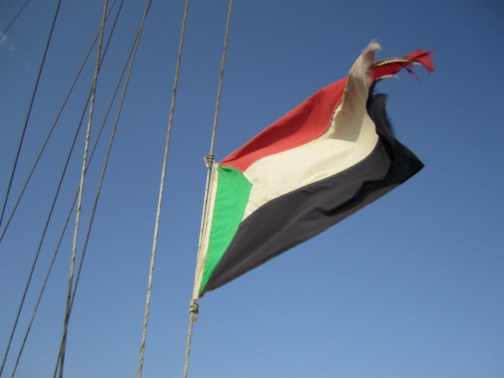 Bandiera sudanese