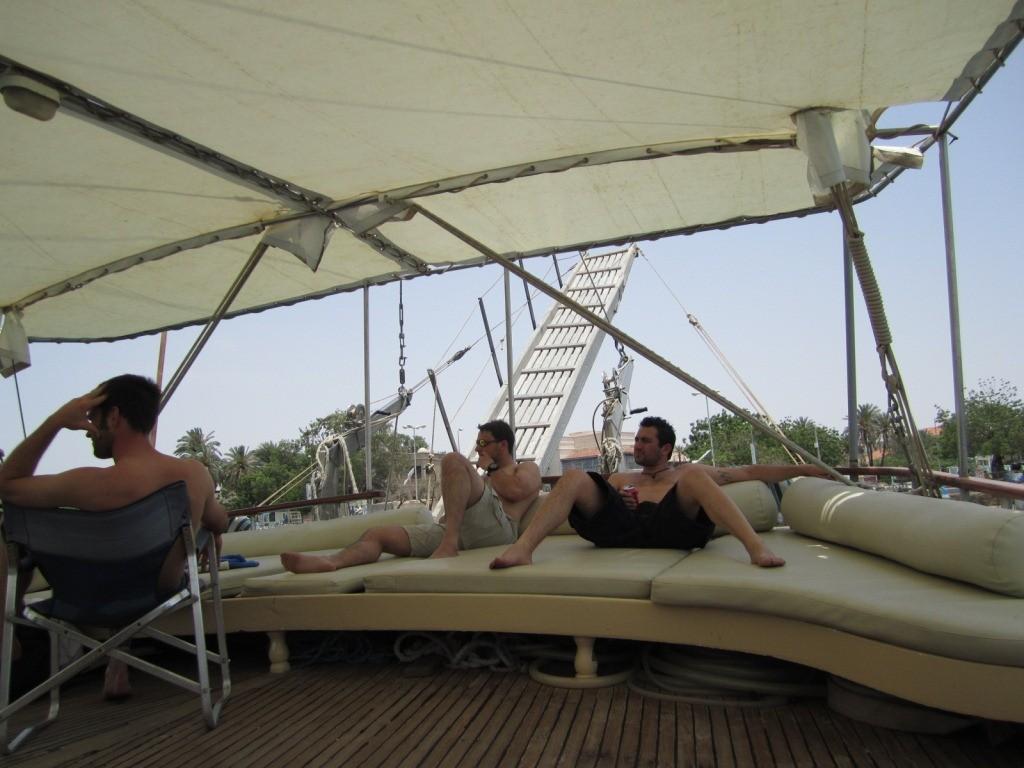 MSY Elegante Valletta: era relax a poppa