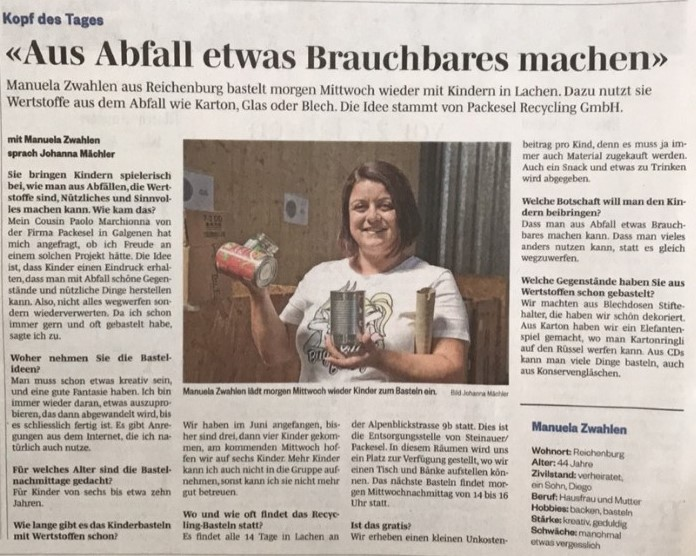 Bericht March Anzeiger 11.08.2020