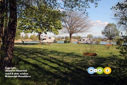 Tolle Camping- und Stellplätze in der Ortenau