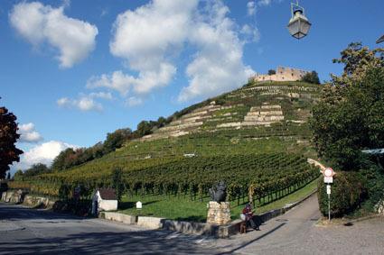 Staufen Burg