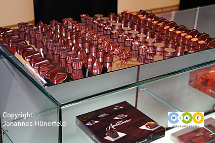 Hmmm.... Schweizer Schokolade