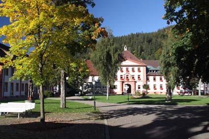 St. Blasien - Rathaus