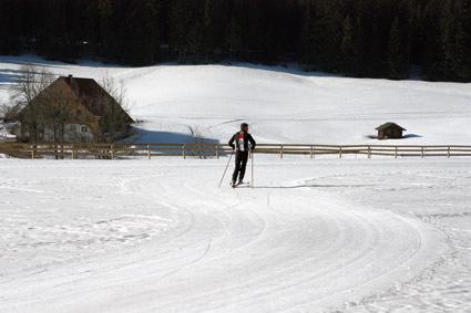 Langlaufzentrum Schonach