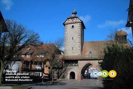 Storchenturm Zell a. H.