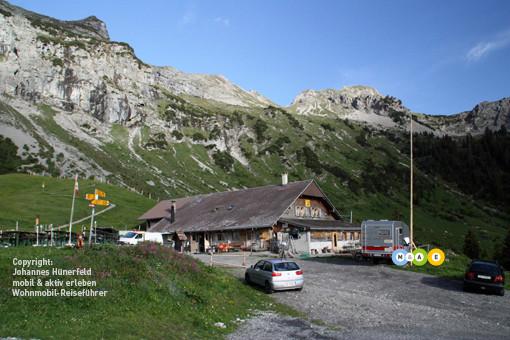 Fluonalp oberhalb Giswil