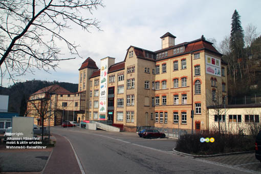 Automuseum in Schramberg