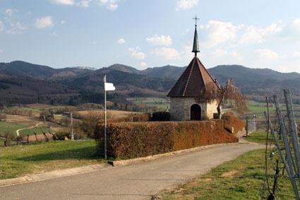 Ehrenkirchen - Ölbergkapelle