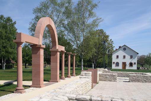 Wo schon die Römer gerne lebten: Heitersheim - Römervilla