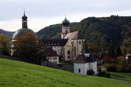 Kloster St. Trudpert in Münstertal