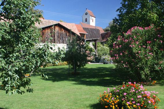 Ortsbild von Bischoffingen