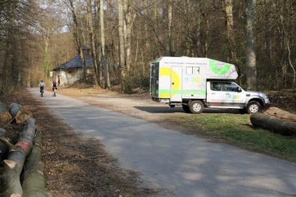 Wandern und Mountain Biking im Markgräflerland: Bellenberg