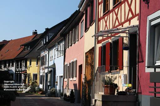 In der Barockstadt Ettenheim