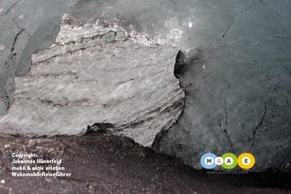 Am Sólheimarjökull (IS)