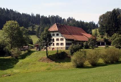Im Übental bei Waldkirch-Kollnau